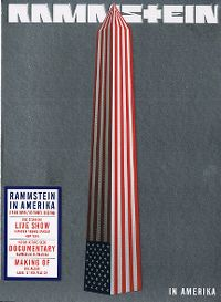 Cover Rammstein - In Amerika [DVD]